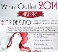 wine outlet 2014